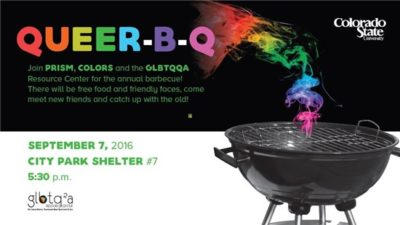 Queer-B-Q poster