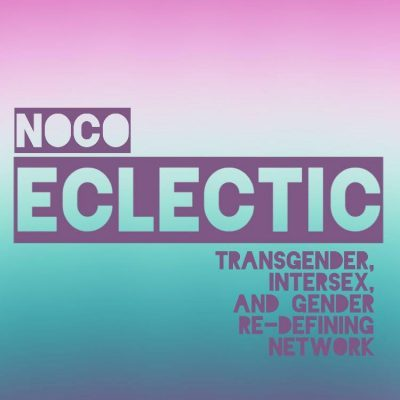 noco eclectic with supporting text
