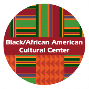 Black/African American Cultural Center logo