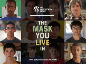 the mask you live in image