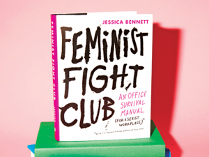 The Feminist Fight Club book