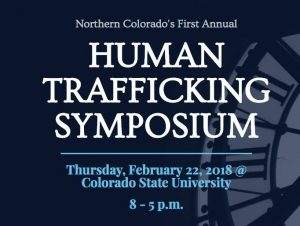 Nothern Colorados First Annual Human Trafficking Symposium