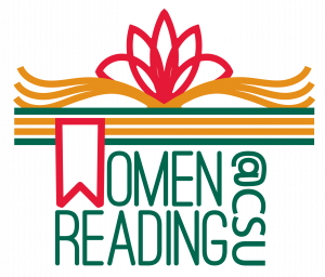 Logo for Women Reading at CSU