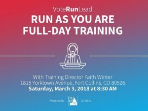 Run as You Are Full Day Training