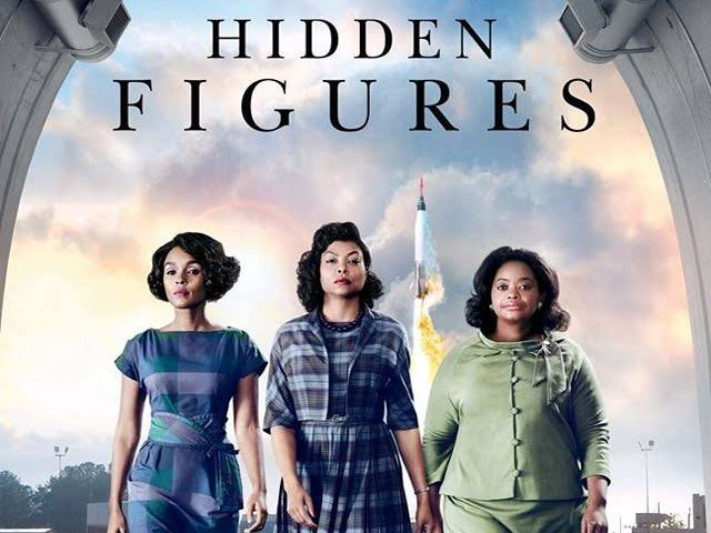Poster for the movie Hidden Figures