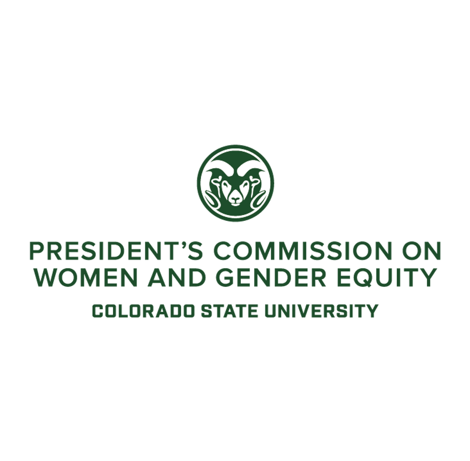 President's Commission on Women and Gender Equity Logo