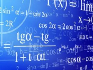 several mathematical formulas