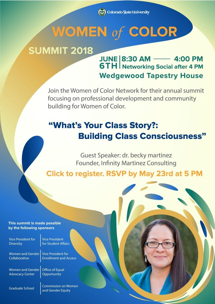Women of Color Network – The Women and Gender Collaborative