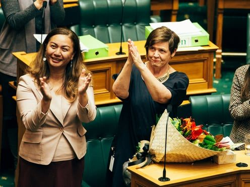 Jan Logie and colleagues welcome the passing of legislation in New Zealand to give domestic violence victims 10 days of paid leave.