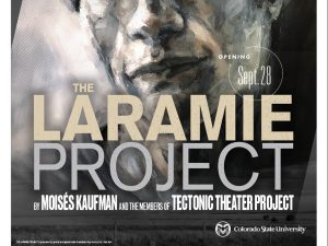 poster for The Laramie Project