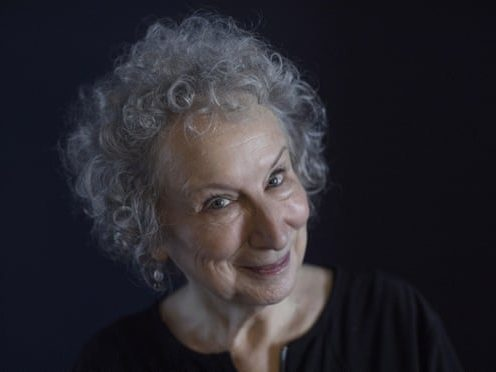 Atwood in 2017