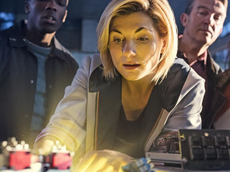 "Jodie Whittaker is the newest Doctor in ""Doctor Who."""