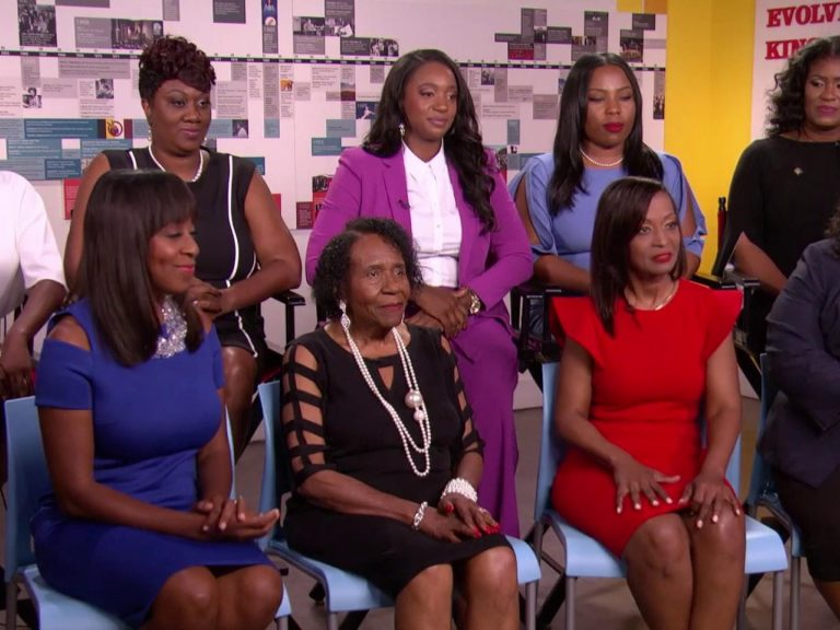group of African American women who have been elected this year