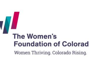 The Womens Foundation of Colorado Logo