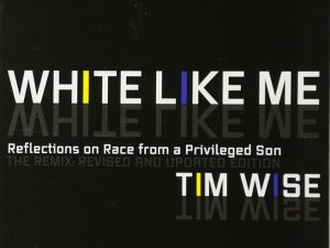"""White Like Me"" book cover"