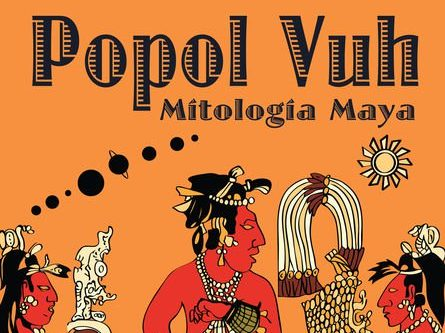Cover of Popol Vuh
