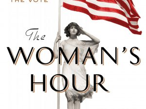 book cover for The Womans Hour