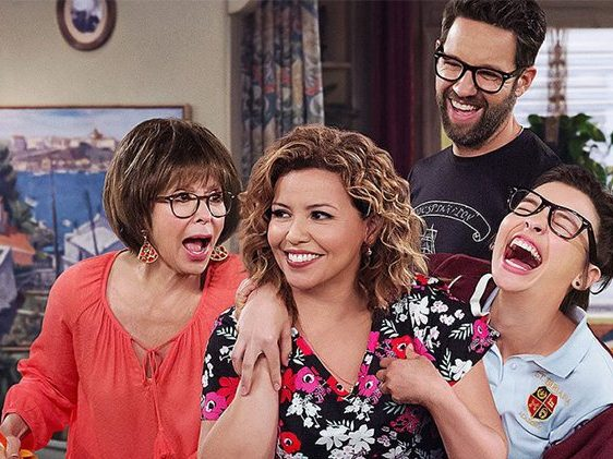 "Still from the show ""One Day at a Time"""