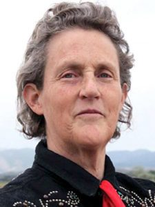 Temple Grandin, professor of animal sciences, is a member of the Colorado Women's Hall of Fame.
