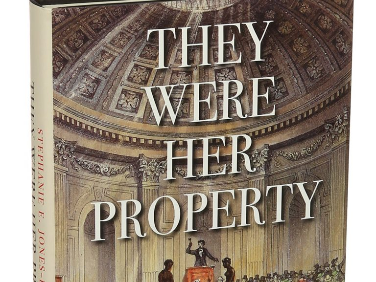 "Book cover for ""They Were Her Property"""