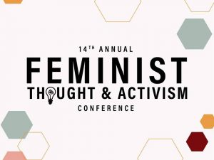 FEMINIST THOUGHT & ACTIVISM CONFERENCE logo