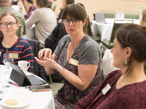The Colorado State University Women and Gender Collaborative hosts the CSU Gender Summit, March 12, 2019.