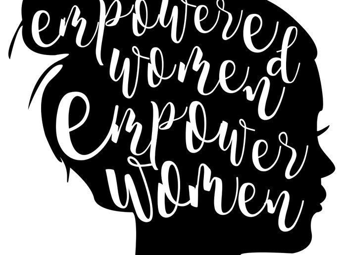 """empoowered women empower women"""