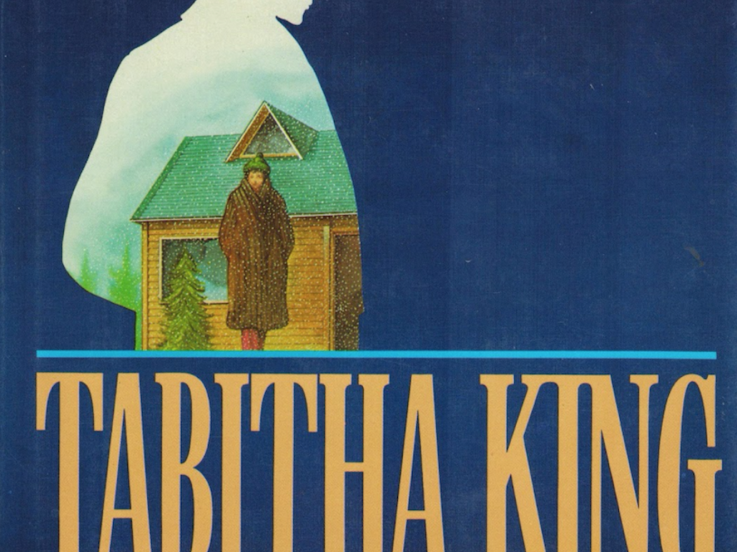 "Pictured is the cover of author Tabitha King's book ""Caretakers,"" which was published by Macmillan Publishing Company in 1983."