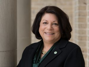 Joyce McConnell will become Colorado State University's 15th president on July 1, 2019.