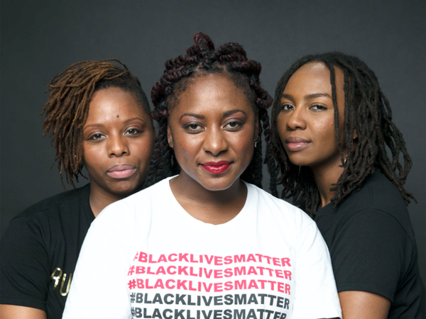 Black Lives Matter founders