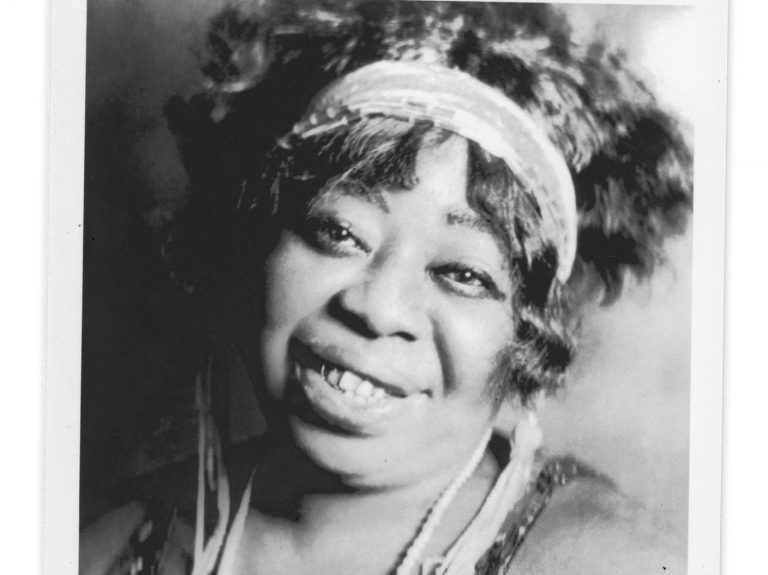 Ma Rainey around 1923
