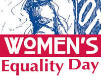 womens equality day logo